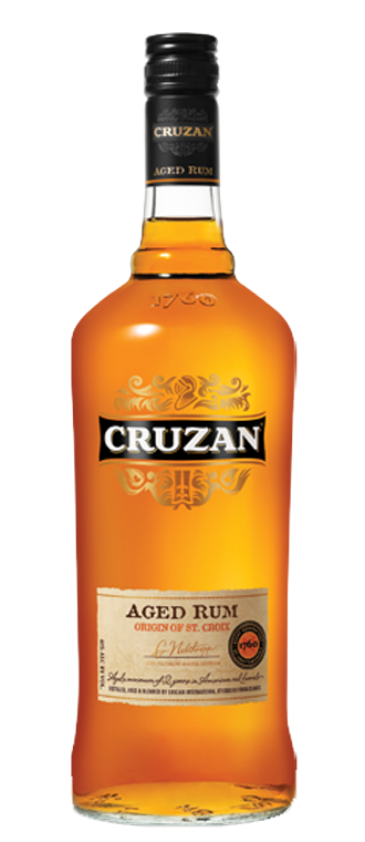 Cruzan Aged Dark Rum: Beautiful amber color. Ripe mango, sweet spice, vanilla and toasted coconut aromas with a hint of baked apricot. In the mouth its all about toasted coconut and ripe mango but also alludes to vanilla. These flavors shine through on the smooth finish.