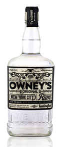 Owney's Original: Handcrafted at The Noble Experiment Distillery in Brooklyn, New York from 3 unique ingredients.
