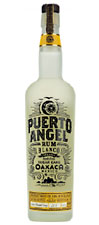 Puerto Angel Blanco: Lovely tarnished silver color; pristine purity... allow the rum to open and develop in the glass to fully appreciate this unique spirit.